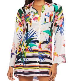 Trina Turk Swim Treasure Cove Tunic