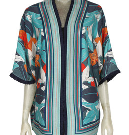 Blank Vernessa Kimono