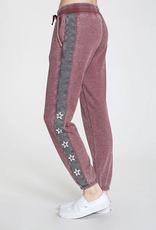 Another Love Elena Jogger W/ Star Side Seam