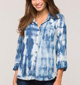 Velvet Heart Blake Tie Dye Shirt