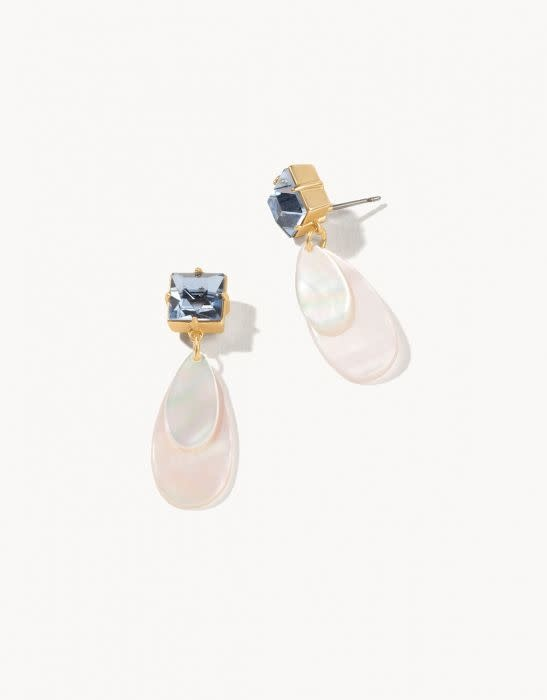 Spartina Shell Point Drop Earrings