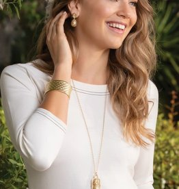Spartina Sweet Pineapple Long Necklace