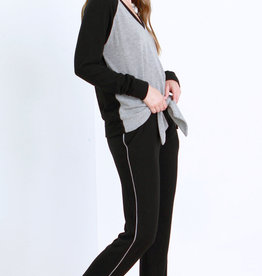 Another Love Arla Jogger Black