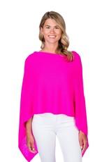 Claudia Nichole Cashmere Topper Tickled Pink