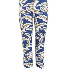 Up Up Capri Pant Boca Blue