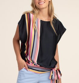 Trina Turk Carlsbad Top Stripes