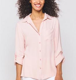 Velvet Heart Elisa Shirt Blush