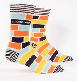 Blue Q Stubborn Men's Socks