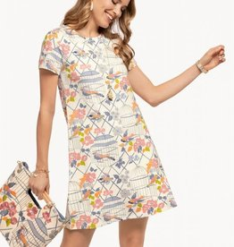 Spartina Island Dress Songbird