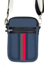 Haute Shore Casey Navy Stripe Phone Case