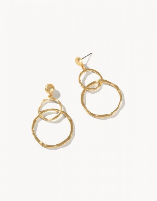 Spartina Ring Toss Earrings