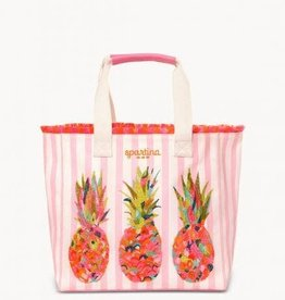 Spartina Beach Tote Moreland Pineapple