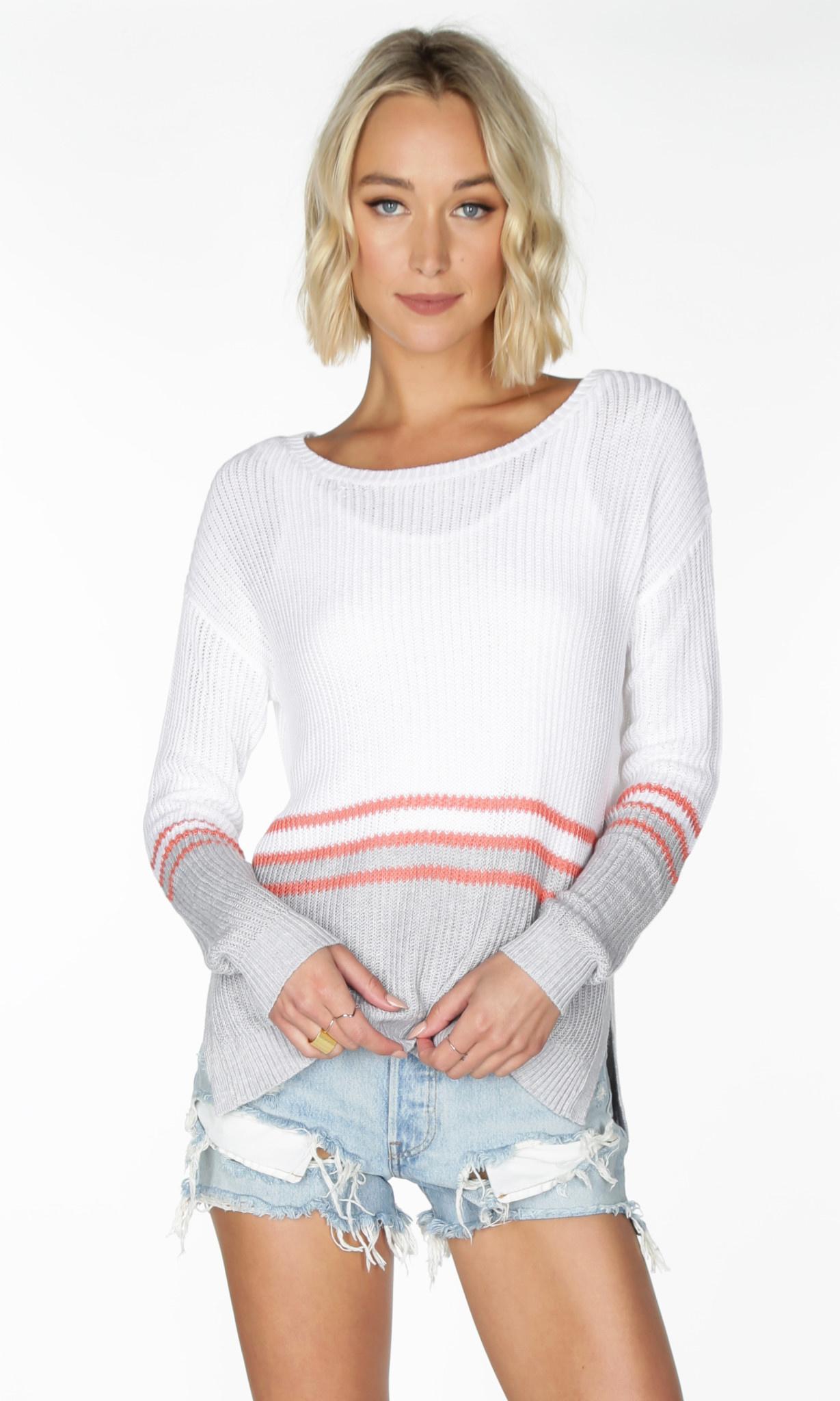 Bobi Stitch Sweater