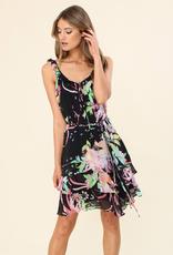 Hale Bob Franca Tier Dress