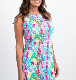Katherine Way Seaside Dress Mardi Gras