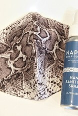 Face Mask Hand Sanitizer Spray Set Python