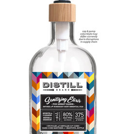 Distill 80% Alcohol Sanitizing Elixir (Back in stock mid June)