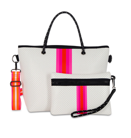 Haute Shore Ryan Pip Tote w/ Wristlet (Available 1st Week of June)