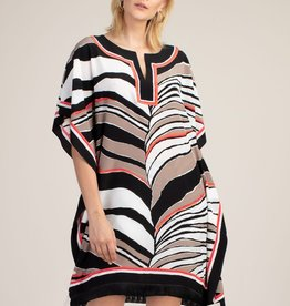 Trina Turk Theodora Dress Multi Animal