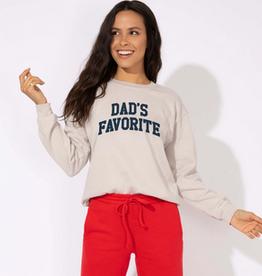 Sub Urban Riot Dad's Favorite Sweatshirt (Arriving Mid June)