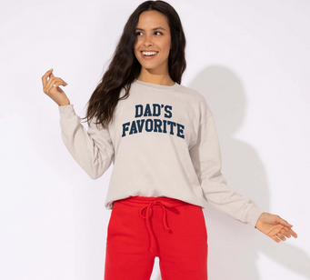 Sub Urban Riot Dad's Favorite Sweatshirt