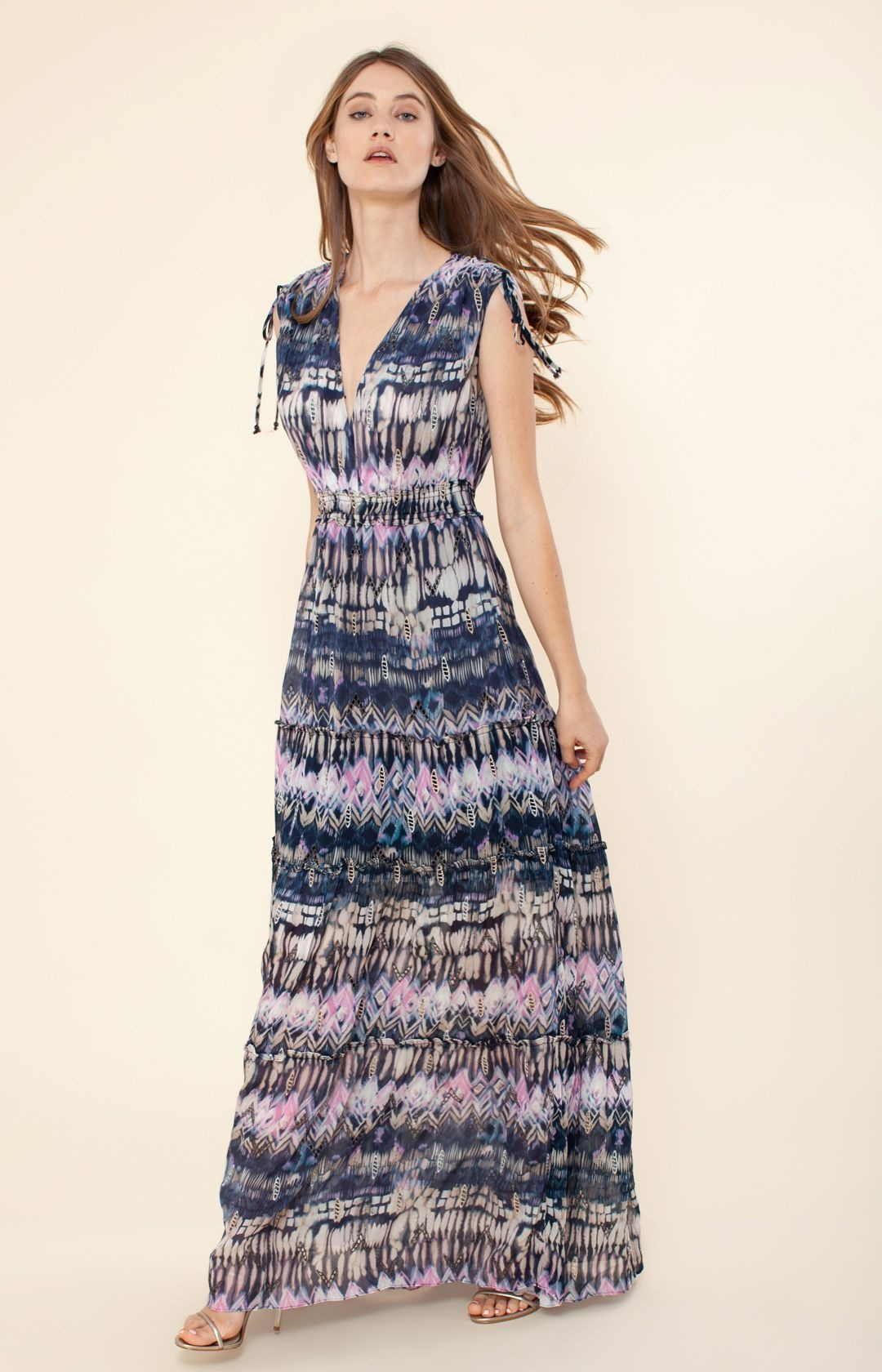 Hale Bob Monserrat Maxi Dress