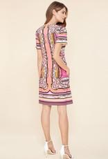 Hale Bob Cecilia Jersey Dress