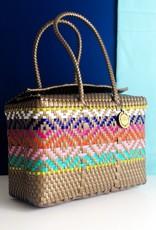 Maria Victoria Siqueiros Basket Bag