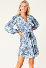 Hale Bob Hanae Jersey Dress
