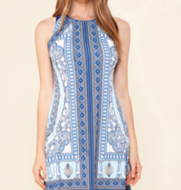 Hale Bob Ali Jersey Dress