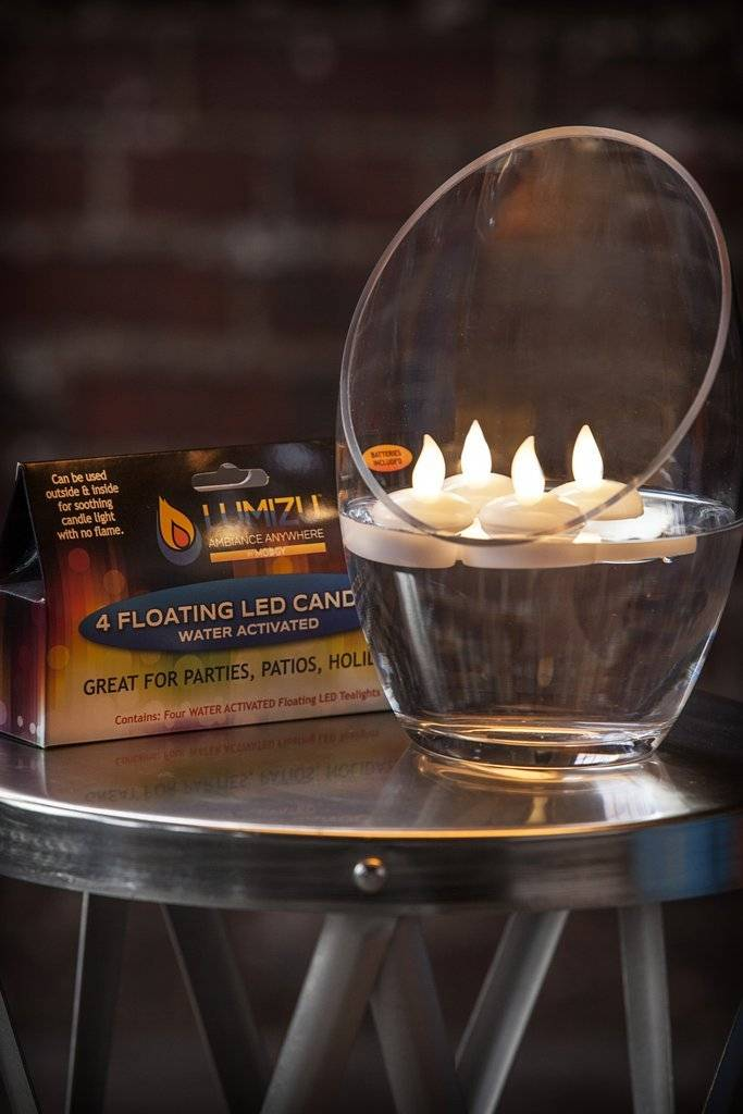 Modgy Modgy Water Activated LED Floating Candles