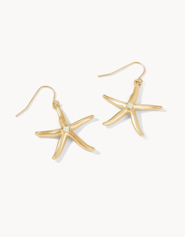 Spartina Sea Star Earrings