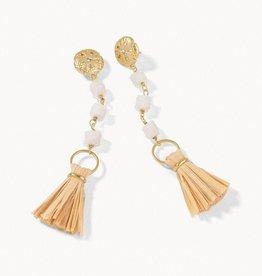 Spartina Druzy Dangle Earrings