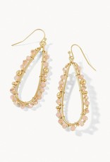 Spartina Bayberry Raindrop Earrings