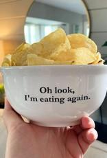 Buffalovely Oh Look, I'm Eating Again Bowl