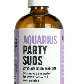 Whiskey River Aquarius Party Suds Liquid Hand Soap