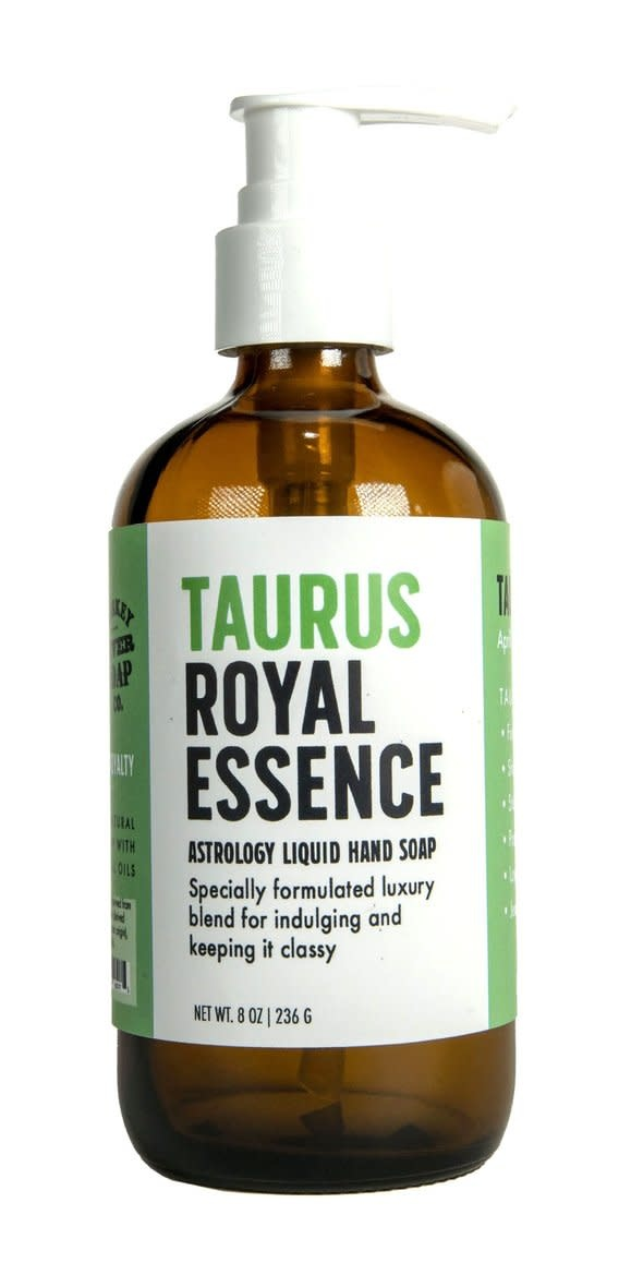 Whiskey River Taurus Royal Essence Liquid Hand Soap