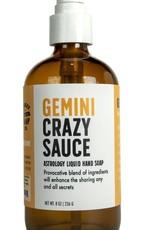 Whiskey River Gemini Crazy Sauce Liquid Hand Soap
