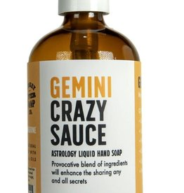 Whiskey River Gemini Crazy Sauce Liquid Hand Soap