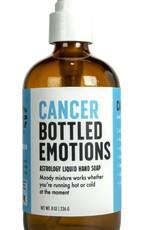 Whiskey River Cancer Bottled Emotions Liquid Hand Soap