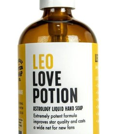 Whiskey River Leo Love Potion Liquid Hand Soap