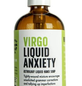 Whiskey River Virgo Liquid Anxiety Liquid Hand Soap
