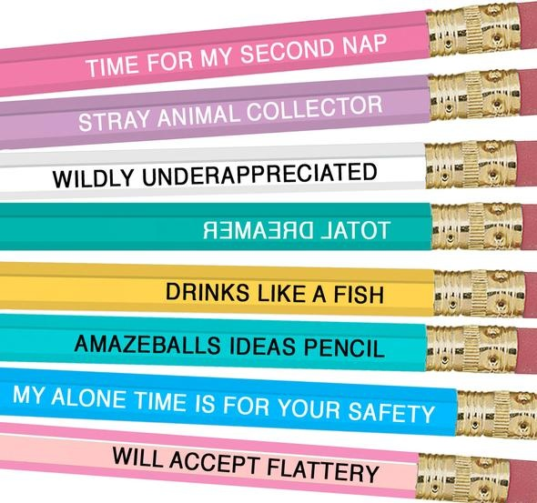 Whiskey River Astrology Pencils Pisces