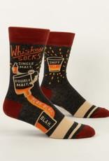 Blue Q Whiskey Mens Socks