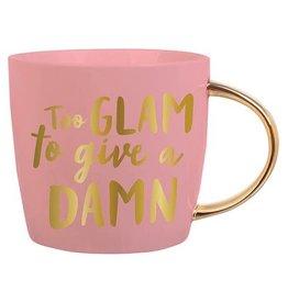 Slant Too Glam to Give a Damn Mug