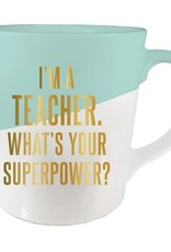 Slant What's Your Superpower Mug