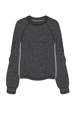 PJ Salvage Wish Top Grey