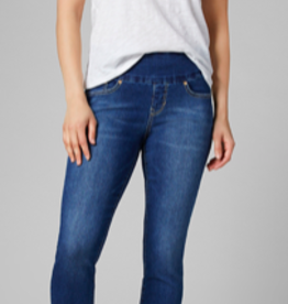 Jag Amelia Slim Ankle Jean Kodiak Wash