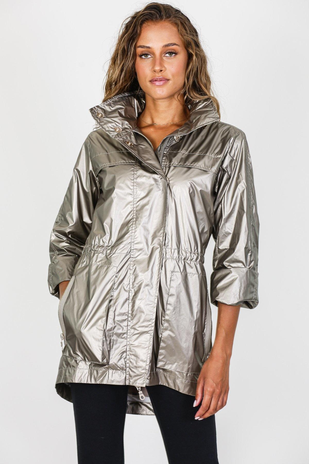Jacket Gold Matte