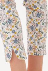 Up Ankle Pant Kaleidoscope